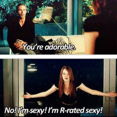 Crazy Stupid Love. these 2 are adorable... i mean r-rated sexy!