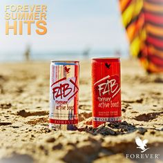 This #ForeverSummerHit is an energydrink with vitamin B6 and B12 that quickly elevates your energy level! #ForeverSummerClassics #ForeverLiving