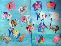 Tekenen en zo: De mooiste vis van de zee