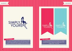 Simply Yours Lingerie by BDA London , via Behance