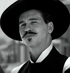 Doc Holiday ~ Val Kilmer