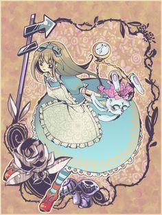 Alice and Peter, Heart No Kuni No Alice