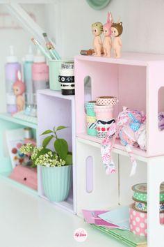 30 πρακτικές και χρήσιμες ιδέες για την οργάνωση του παιδικού γραφείου. | Φτιάξτο μόνος σου - Κατασκευές DIY - Do it yourself