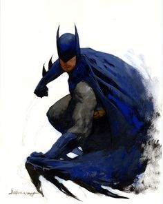 Batman by Christopher Moeller