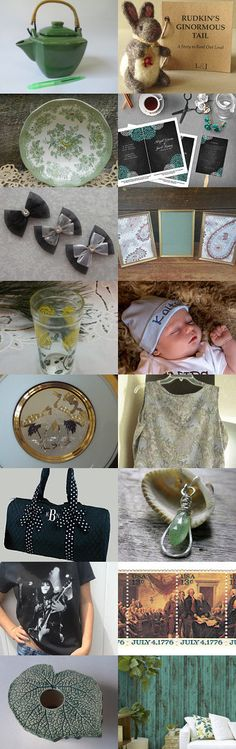 ~ Baby sleeps while Joan Jett rocks! ~  by BLS on Etsy--Pinned+with+TreasuryPin.com
