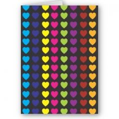 Heart of Colors Card