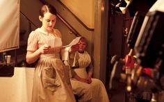 Episode 2 | Slideshow: Behind-the-Scenes | Downton Abbey Season 2 | Masterpiece | PBS