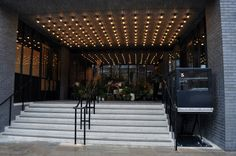 Ace Hotel London Shoreditch entrance