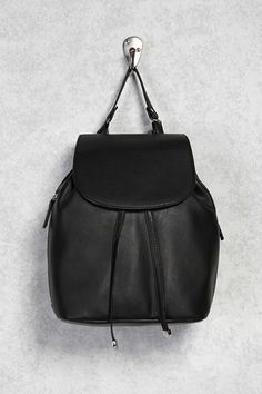 Chain Detail Backpack
