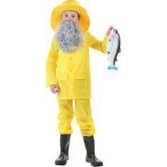 kids fisherman costume - Google Search