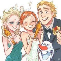 Oscars 2014 - Frozen