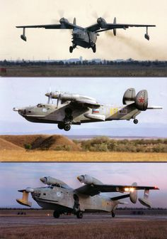 Beriev Be-12 Chaika (Seagull)