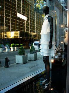 Beautiful Window Displays!: armani Tour Around The World, Around The Corner, Best Windows, Window Displays, Window Shopping, Giorgio Armani, Beautiful, Summer, Design