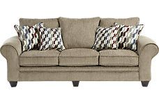 Living room sofas and couches for sale. Select from sofa styles that include reclining, power, futon, and sleeper options. Fabric, microfiber, and leather.