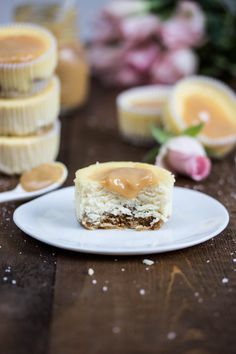 Dulche de Leche Cheesecakes-10