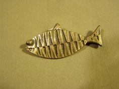 1960s modernist fish