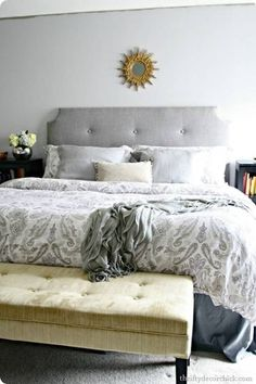 40 Dreamy DIY Headboards You Can Make by Bedtime - DIY & Crafts