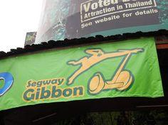 Segway Gibbon, Chiang Mai