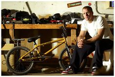 stephen murray #bmx you don't give up On what you believe is true - that's what Stephen Murray taught me