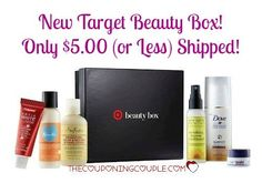 HURRY!! There is a new Target Beauty Box available! Only $5.00 (or less) shipped! Get yours requested today before they are gone!  Click the link below to get all of the details ► http://www.thecouponingcouple.com/new-target-beauty-box-available-5-00-or-less-shipped/  #Coupons #Couponing #CouponCommunity  Visit us at http://www.thecouponingcouple.com for more great posts!
