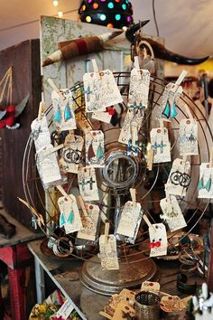 Love this idea - from Junk Gypsy