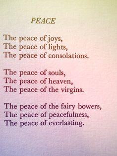 Poems, Heaven, Joy, My Favorite Things, Sky, Poetry, Heavens, Glee, Verses