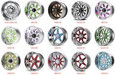 American Force custom wheels 21
