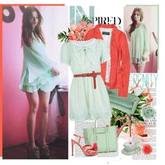 Mint & Coral 2013 Style