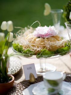 cool mother's day centerpieces