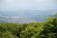 Foto racconto della 2a tappa del Welikesila On Tour: sullo sfondo San Giovanni in Fiore #Sila #Calabria #welikesilaontour