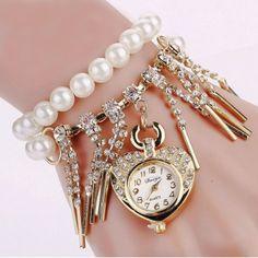Relógio Pulseira Segredo de Amor