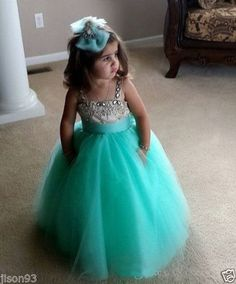 2015-Cheap-Mint-Green-Flower-Girl-Dresses-A-Line-Spaghetti-Backless-Beaded-Dress