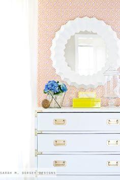 DIY dresser transformation