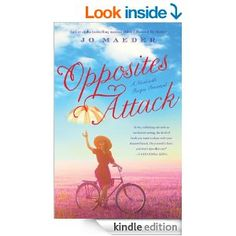 Opposites Attack: A Novel with Recipes Provencal, by Jo Maeder. All-American Alyce generates one hilarious faux pas after another as she blunders her way through France. Jean-Luc is charming and annoying as he navigates his complicated life. Jo Maeder has created a splendid, spirited, delicious read. Includes recipes inspired by Provence.