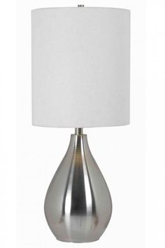 "Droplet 12""W Table Lamp - Table Lamps - Lamps - Lighting 
