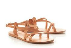 ancient greek sandals - Google Search