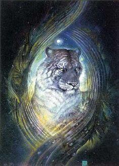 Susan Seddon Boulet - Animal Spirits, Tiger's eye