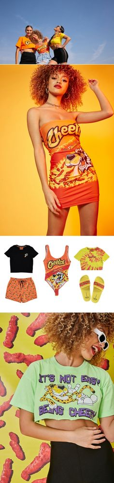 Now You Can Wear Cheetos Without Getting Covered In Cheese Dust | Dieline