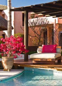 Casa Tres Soles in Punta Mita, Mexico • photo: Casa Tres Soles