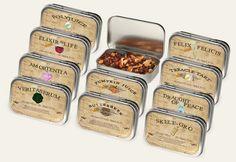 Harry Potter potion teas sampler - I LOVE the packaging!!!