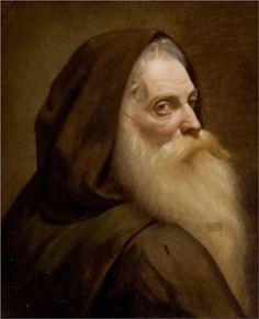 Capuchin Monk by Jose Ferraz de Almeida Junior