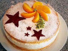 Pfirsich Käsesahne Torte