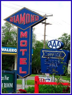 Diamond  Motel in Abilene, Kansas