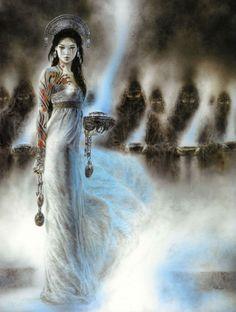 Dead Moon Yama II – Luis Royo