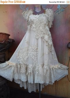 20%OFF bohemian gypsy lagenlook bridesmaid hippy by wildskin