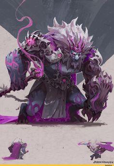 Маги(Fantasy)-Fantasy-art-красивые-картинки-3765530.jpeg (1041×1514)