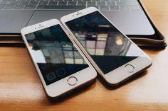 Smart & Simple: [잡담]아이폰 6s 와 아이폰 SE