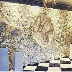 "19 Me gusta, 3 comentarios - Ido.com.ng (@idonigeria) en Instagram: ""MAJOR wedding flower wall inspiration via @coutureweddingplanning #flowers #flowerwall #weddings…"""
