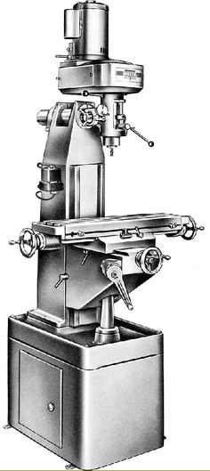 Delta Rockwell milling machines