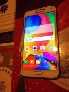 Samsung  Galaxy S5 SM-G900F - 16GB - Shimmery White (Ohne Simlock) Smartphone 8806086140751 | eBay